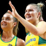 Diamonds confident of winning final after Silver Ferns shock England