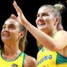 Diamonds confident of winning final after Silver Ferns shock England