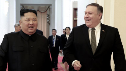 North Korea says Pompeo is 'talking nonsense', wants him replaced in nuclear talks
