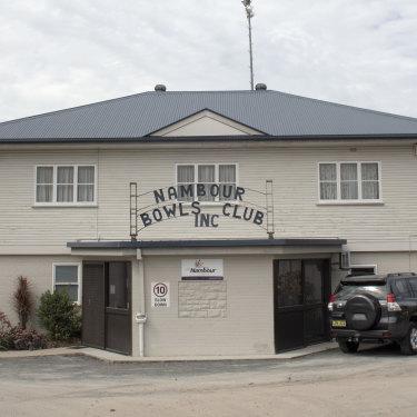 Nambour Bowls Club.