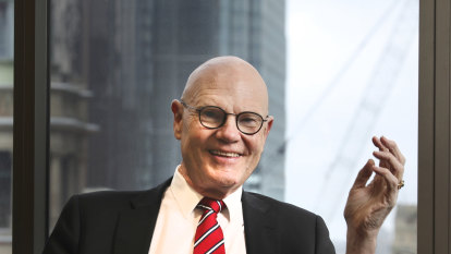 Super chair warns using retirement funds for housing is 'destructive'