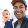 Matt Okine: 'I had such a naive image of being a new dad'