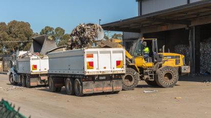Recycling resumes across four Melbourne councils