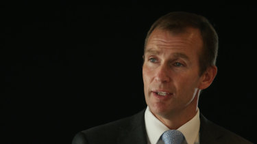 NSW Education Minister Rob Stokes