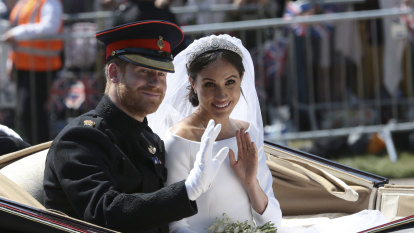 Duchess of Sussex, Prince Harry's 'secret wedding' was not a legal ceremony