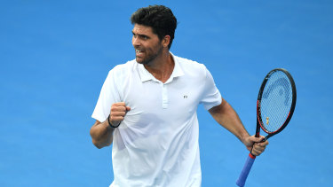 Mark Philippoussis says Nick Kyrgios isn't on the track to top 10 yet - but he can change that.