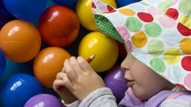 The federal government is planning to spend more on childcare in the May budget.