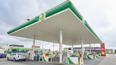 BP remains focused on its petrol stations but is in no rush to start integrating electric vehicle charging.
