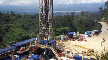 The company's key focus remains on expansion plans for the PNG LNG project.
