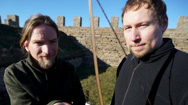Viking Murder Mystery