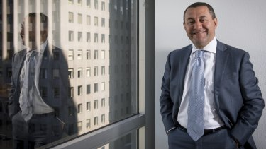 Hostplus chief executive David Elia led a deal take over $6 billion in retirement savings from Maritime Super, as undersized funds come under pressure to consolidate.