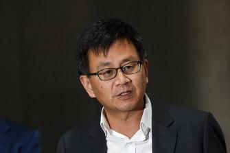 Professor Allen Cheng.