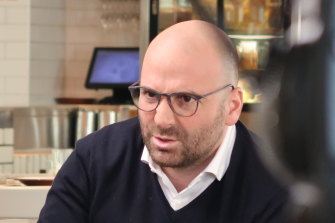 George Calombaris' restaurant empire is being sold off in pieces.