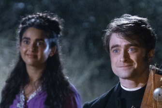 Geraldine Viswanathan, Daniel Radcliffe, Miracle Workers.