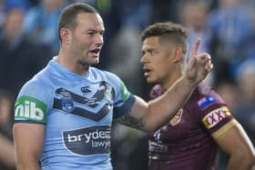 Walters disputes but respects penalty try decision that decided Origin