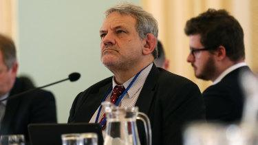 The Premier's chief of staff, David Barbagallo.