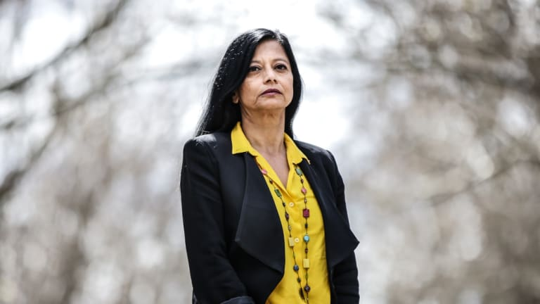 Professor Jayashri Kulkarni.