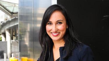 DIGI managing director Sunita Bose.