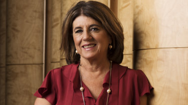 Walkley award winner: Caroline Wilson.