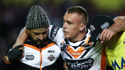 'This won't finish me': Luckless Liddle vows to return from setback