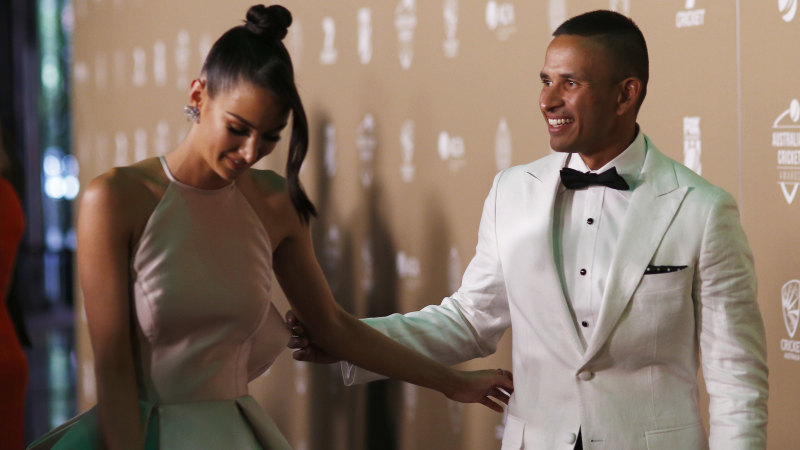 Smooth Even Textures On Trend At The 2019 Australia Cricket Awards