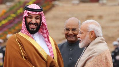 Next stop on Saudi crown prince's image makeover tour: China