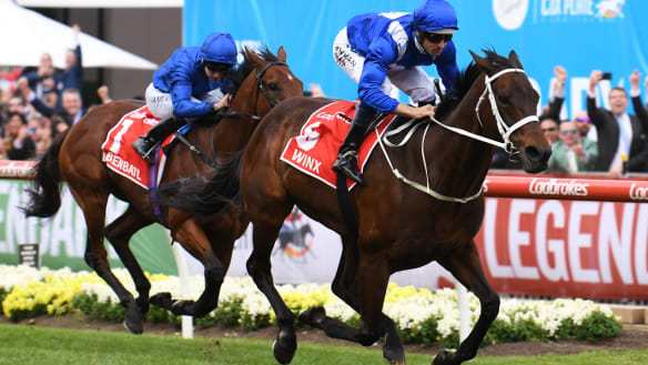 Winx's equal but European star perhaps not all his cracked up to be