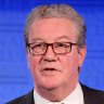 Former foreign minister Alexander Downer is now concerned about China's increasingly assertive ambitions.
