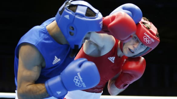 Olympic boxing fighting for survival as controversy engulfs the sport