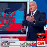 Pundits, proxies and pills: America's election TV overload