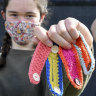 Common mask-wearing 'annoyance' inspires a crafty solution
