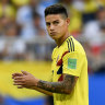To the death: No fear for Colombia in England World Cup duel