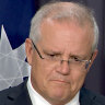 Reading the smoke signals from Morrison on climate change