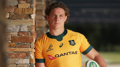 Rennie wanted Wallabies captain to be one constant in ever-changing world