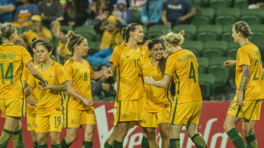 Will controversy hurt the Matildas?