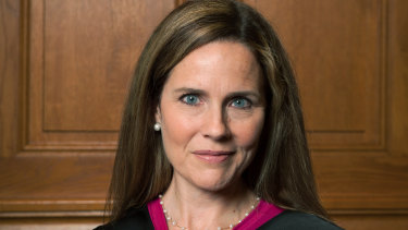 Donald Trump is expected to nominate Amy Coney Barrett to the Supreme Court.