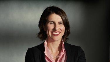 Anna Skarbek, executive director of ClimateWorks.