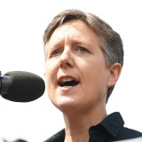 "ACTU secretary Sally McManus: ""People who are less secure are more likely to go to work if they've got symptoms."""