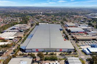 The Fairfield warehouse that is leased to Fantastic Furniture sold on a 3.6 per cent yield.