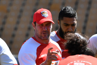 Kristian Woolf has the backing of the Tongan star players.
