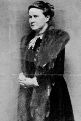Dame Millicent Fawcett in 1913.