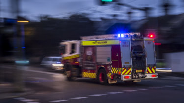 A south coast man has died following a house fire.