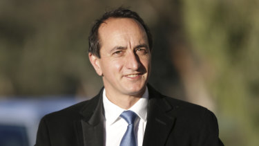 Liberal MP Dave Sharma has backed fellow Liberal Andrew Hastie over his comments warning of the failure to acknowledge the issues raised by the rise of China