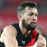 McKenna's Bombers future in doubt, setback for Daniher