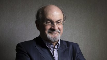 Rushdie riffs on Don Quixote for his American road-trip