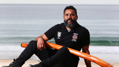 'Much more than a game': The champions who backed Campbell's Indigenous vision