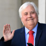 Refuge owner invites Clive Palmer to see the property he wants to mine