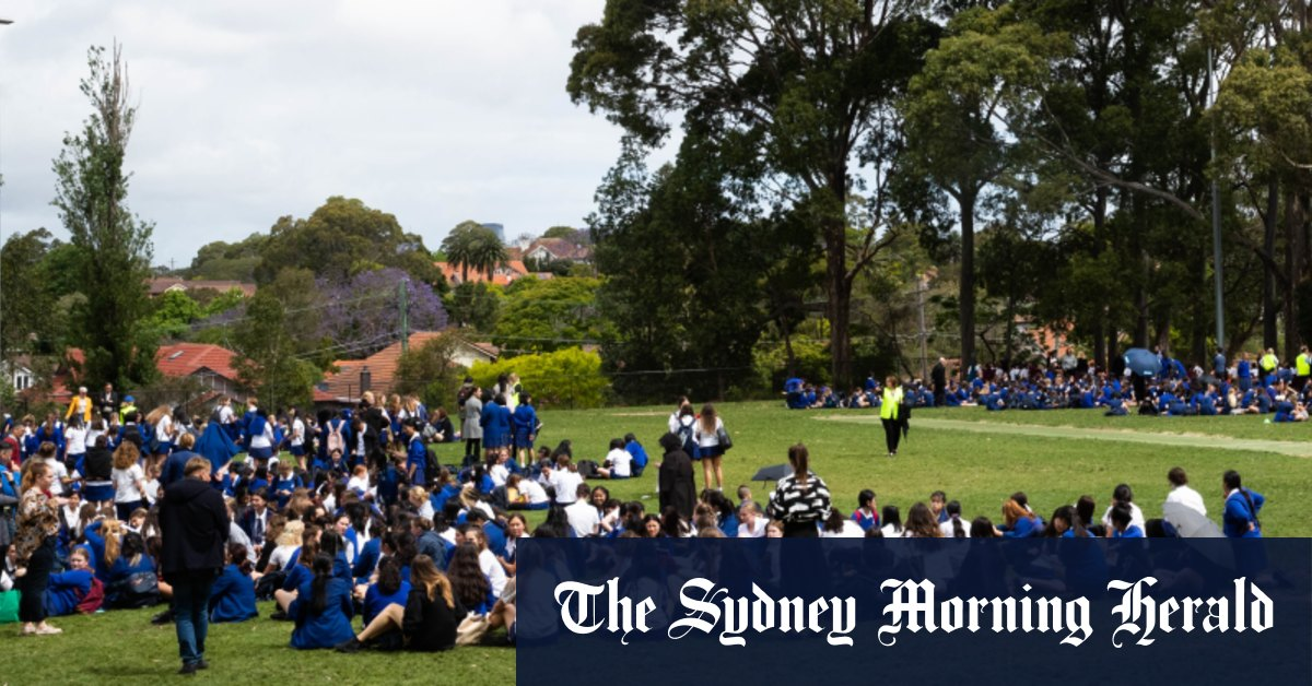 School email threats originated in eastern Europe: Premier – Sydney Morning Herald