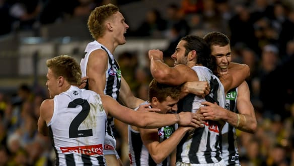 Why Collingwood will win the grand final