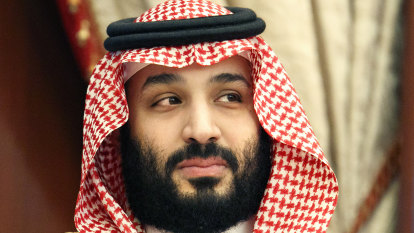 'Psychopath' Saudi ruler plotted to kill king with poison ring: ex-spy
